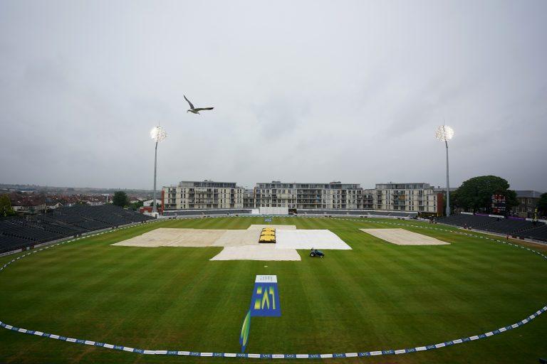 England v India – Women's International Test – Day Three – Bristol County Ground