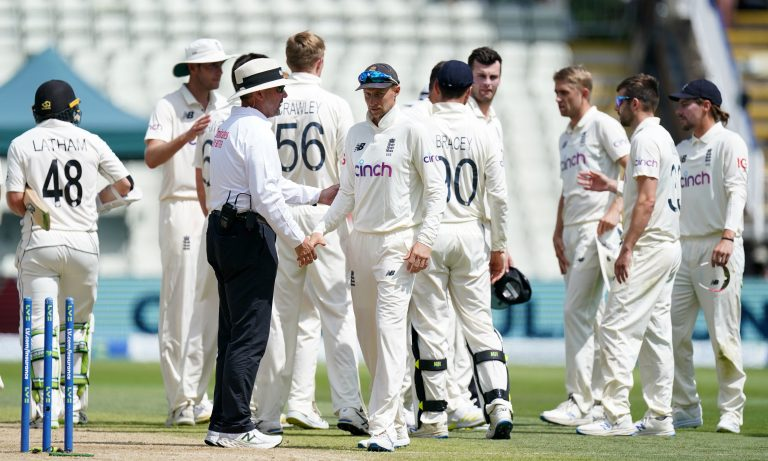 Root suffered a first home series defeat to New Zealand with a weakened team.