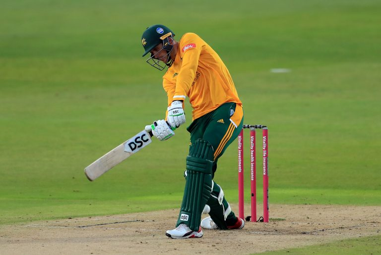 Alex Hales has been in the international wilderness for the last two years (Mike Egerton/PA)