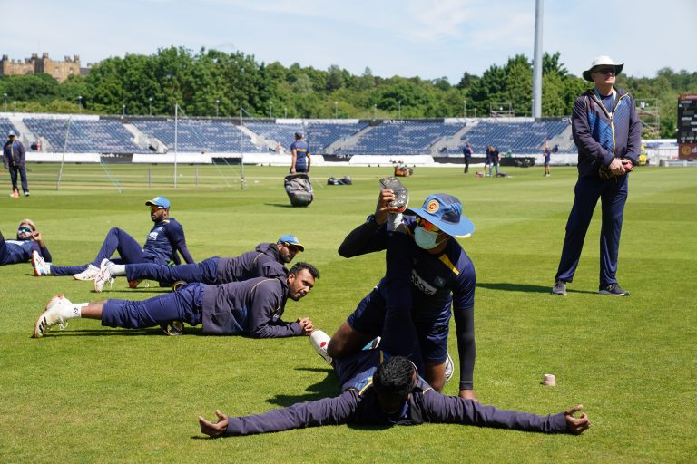 Sri Lanka need to lift themselves from the floor after a T20 whitewash.