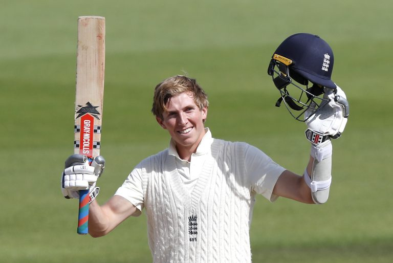 Zak Crawley has been capped 14 times in Test cricket (Alastair Grant/PA)