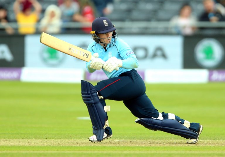 Tammy Beaumont is set to play in The Hundred after concluding her England duties (Nigel French/PA)