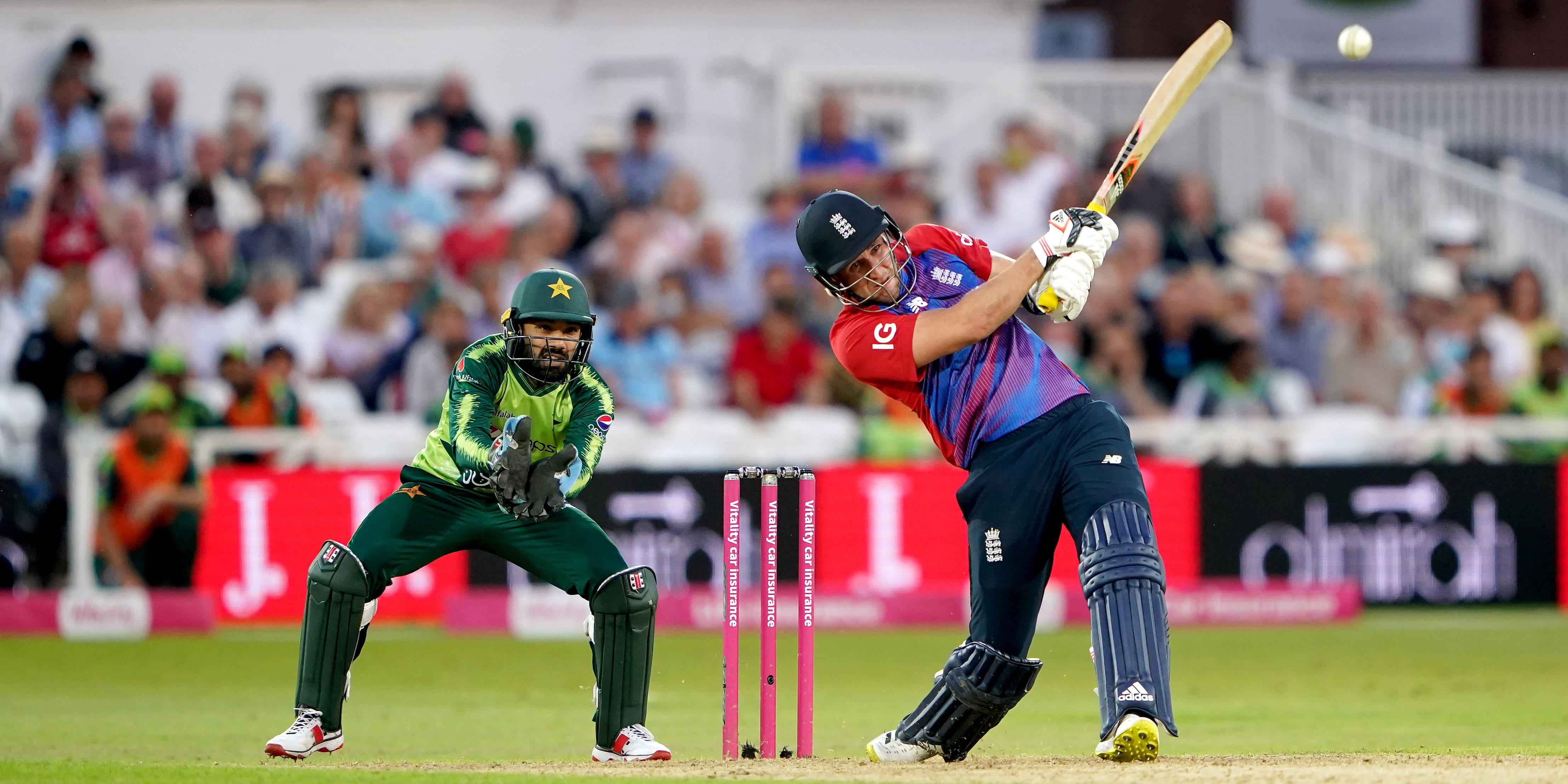 Liam Livingstone century in vain as Pakistan beat England in high-scoring opener - Cricket365