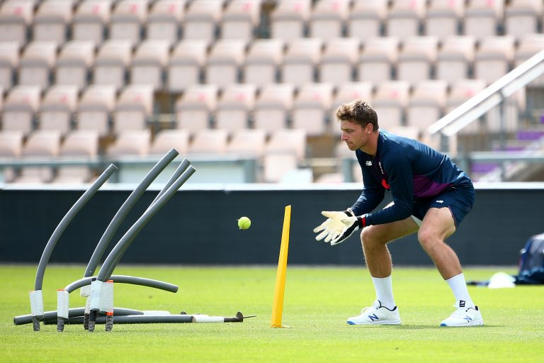 Jos Buttler is ready to reclaim his place at Headingley.