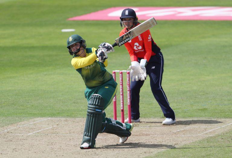 Dane van Niekerk is captain of South Africa