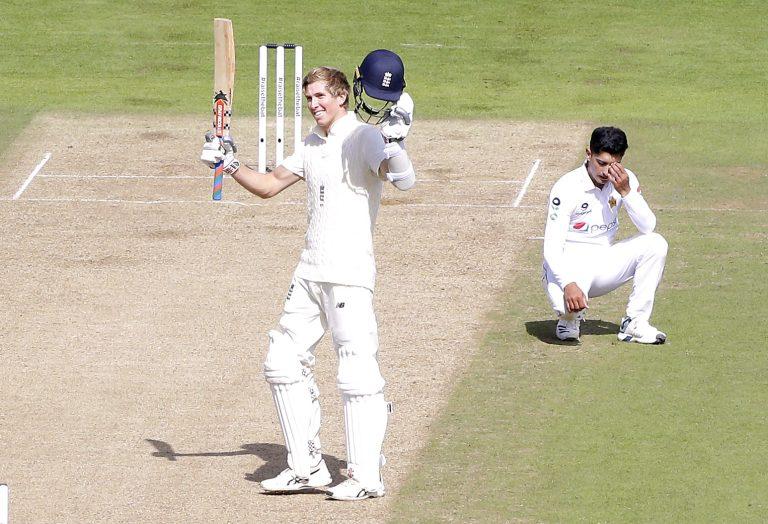 Zak Crawley scored a double-century for England last year