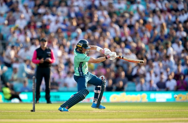 Sam Billings turned in a match-winning knock for Oval Invincibles.