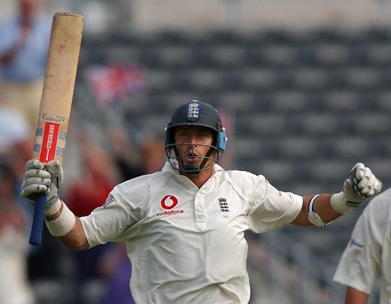 Hussain led England in 45 Tests