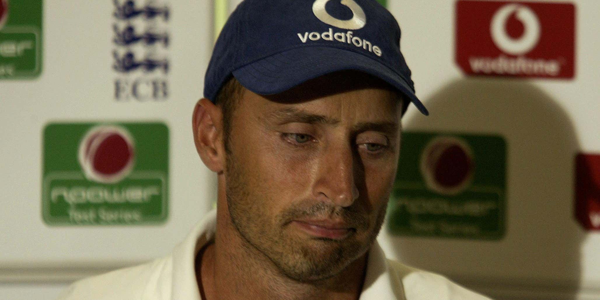 On this day in 2003: Nasser Hussain stands down as England Test captain