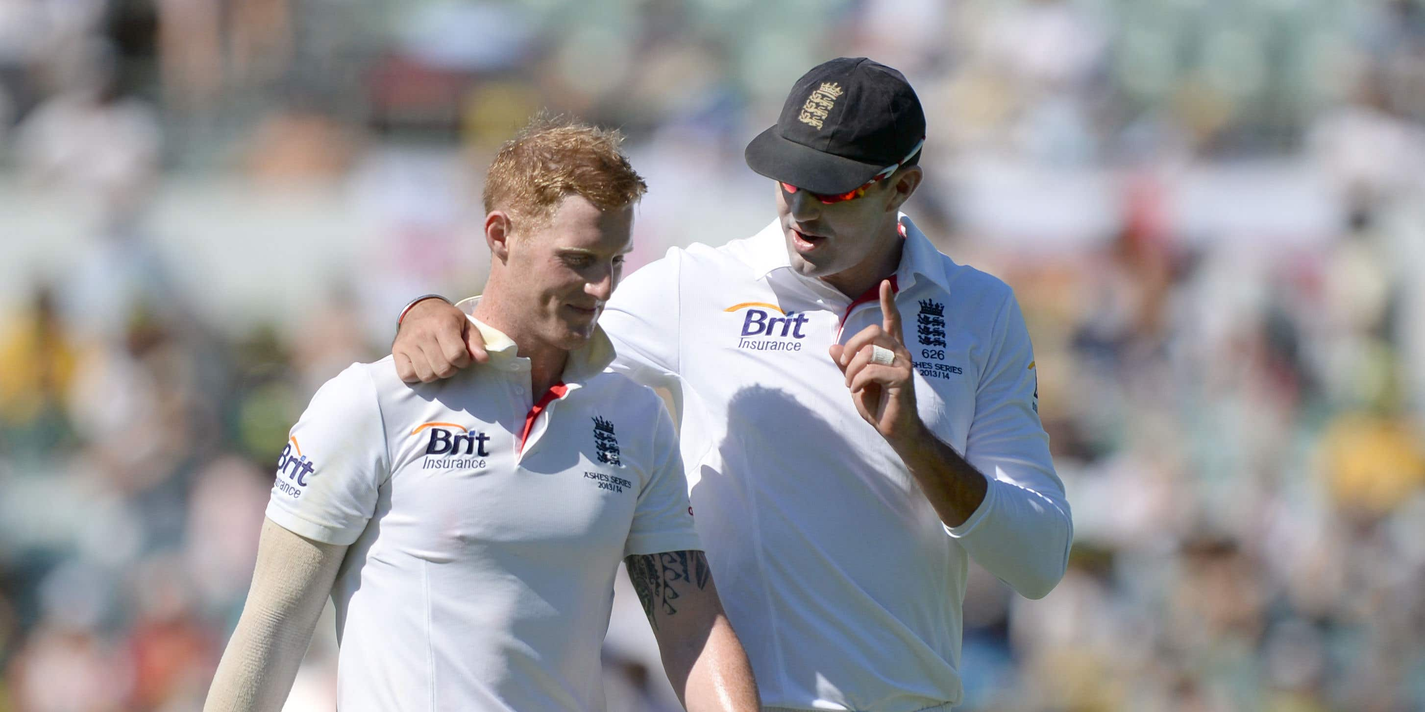 Kevin Pietersen hopes a break from the action benefits Ben Stokes