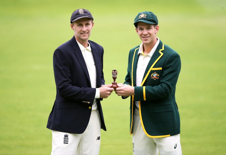Question marks remain over this winter's battle for the Ashes urn.