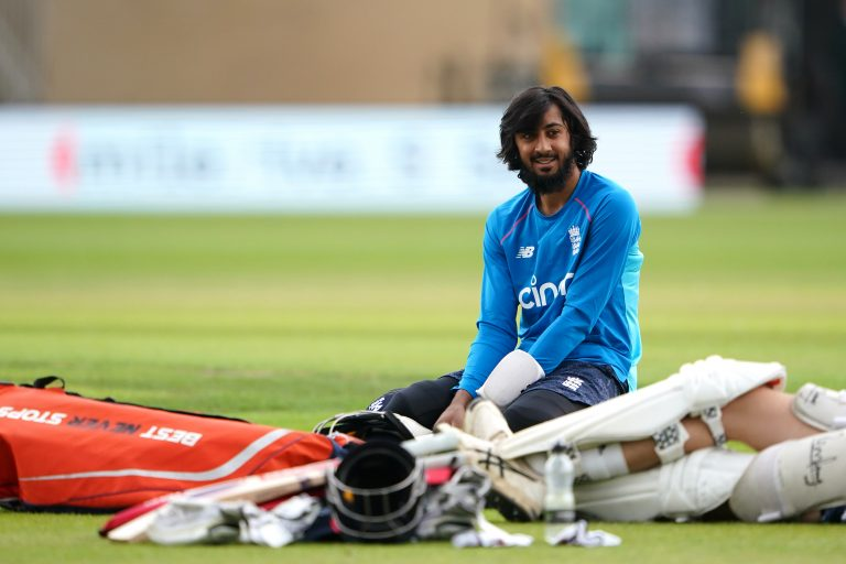 England and India Nets Session – Monday August 2nd – Trent Bridge