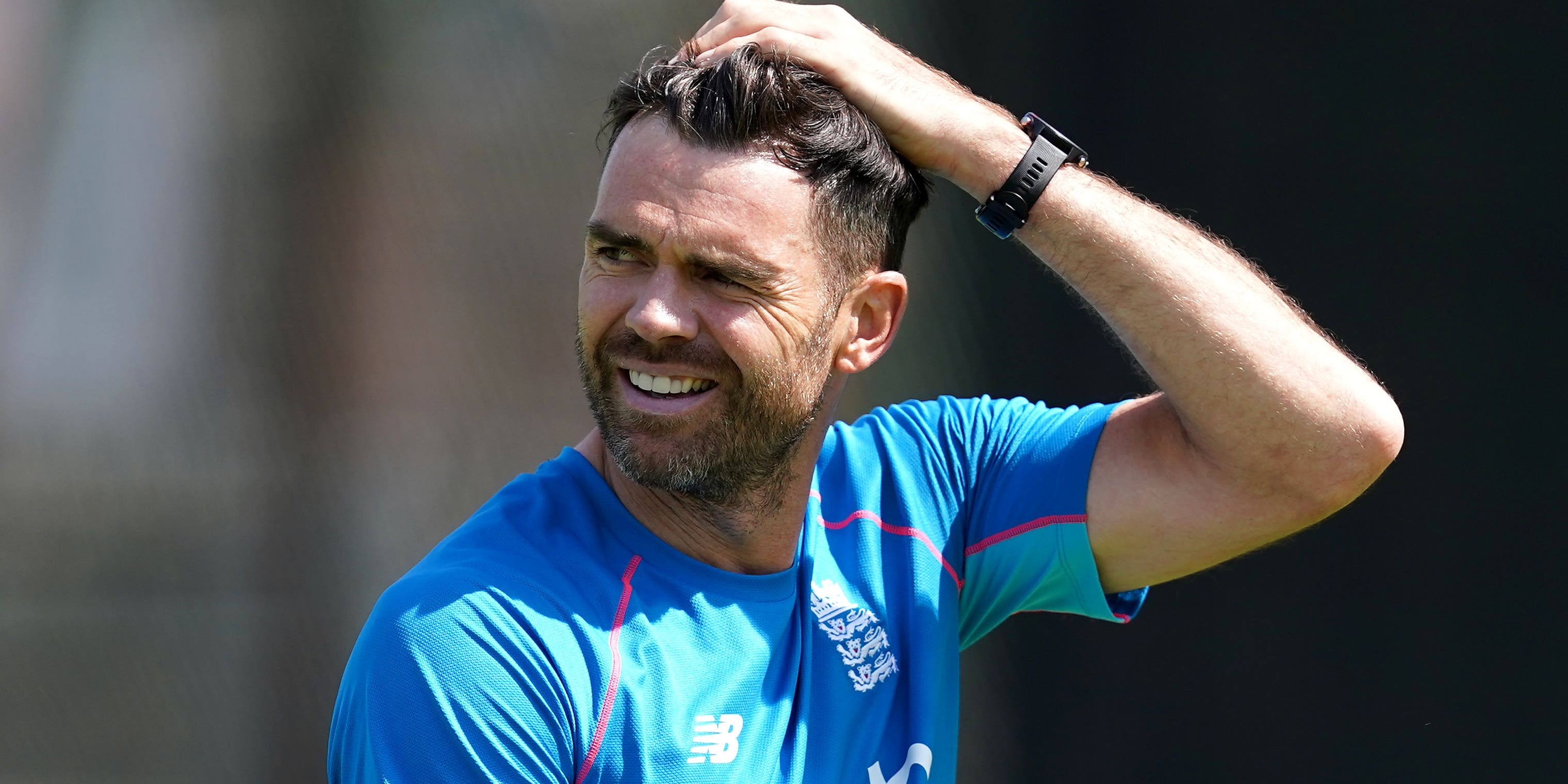 England's James Anderson ready for India Tests despite 'not ideal' preparation