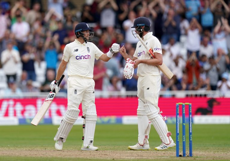 Root has carried England's innings