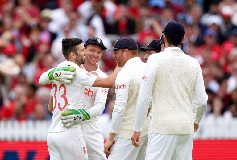 England v India – cinch Second Test – Day Two – Lord's