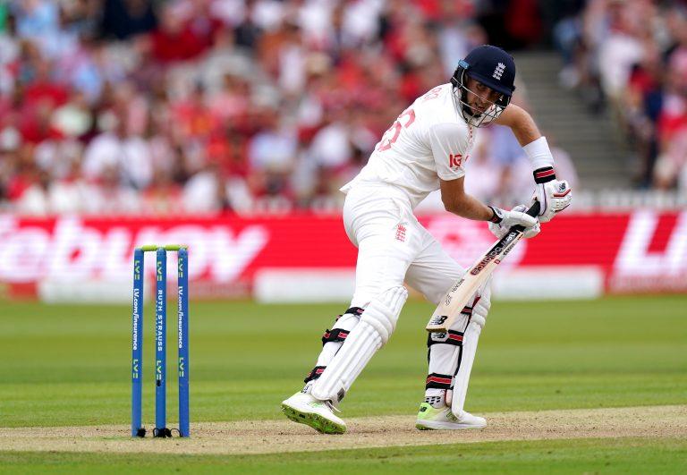 Joe Root helped steer England away from trouble