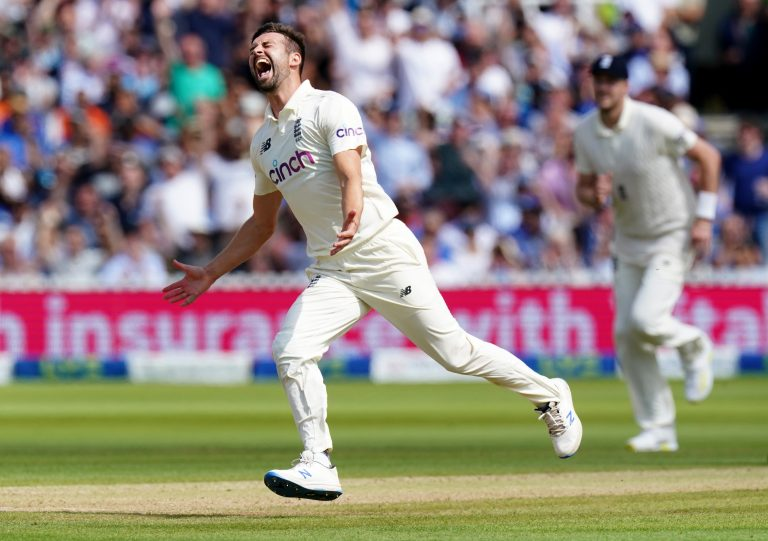 England v India – cinch Second Test – Day Four – Lord's