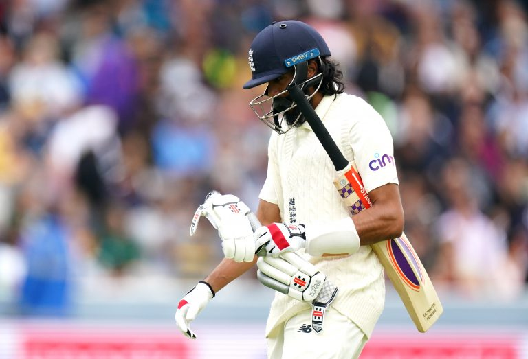 Haseeb Hameed could be shuffled up the order
