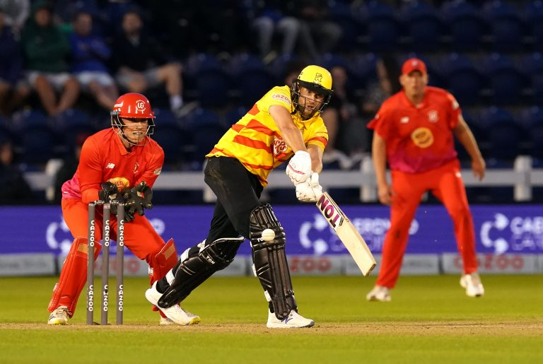 Dawid Malan has been scoring well for the Trent Rockets in the Hundred