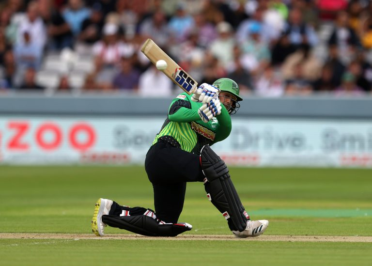 Mullaney is wary of Southern Brave's Quinton de Kock, pictured (Steven Paston/PA)