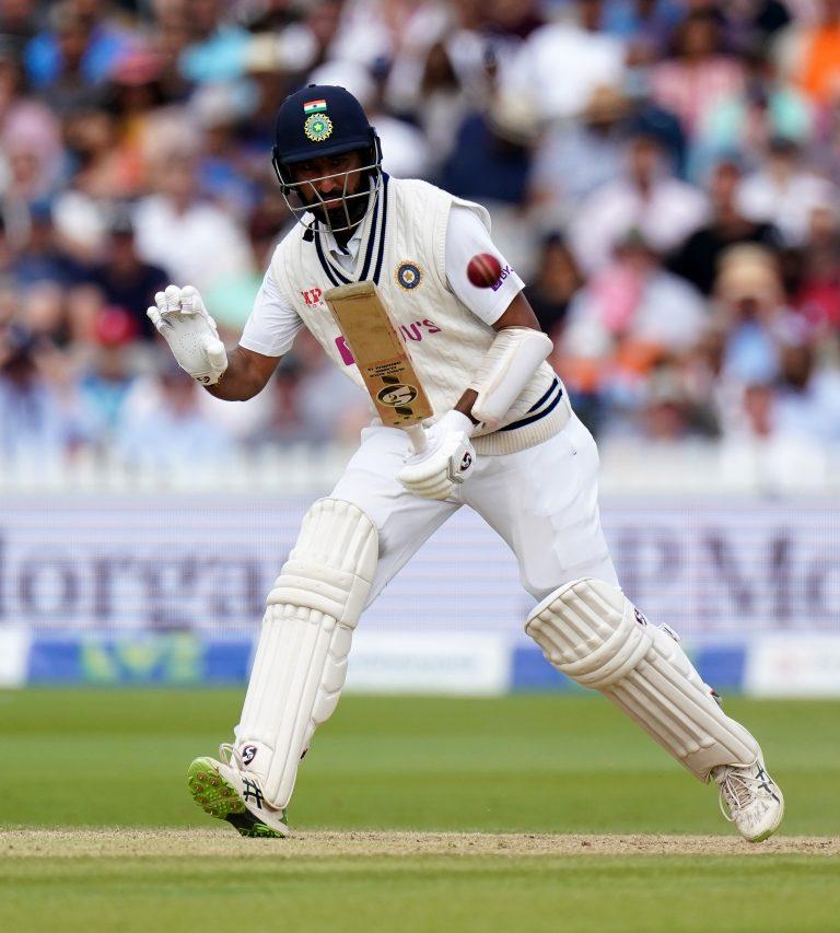Cheteshwar Pujara impressed for India