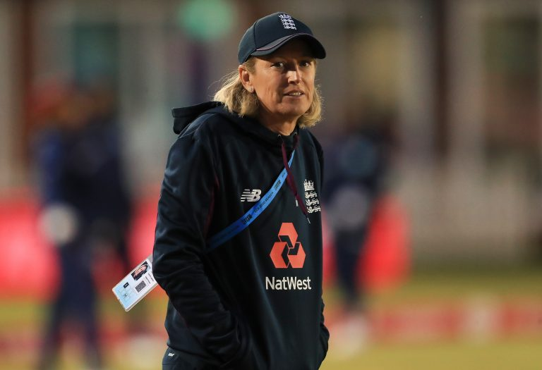 England head coach Lisa Keightley is encouraged by the options at her disposal (Mike Egerton/PA)
