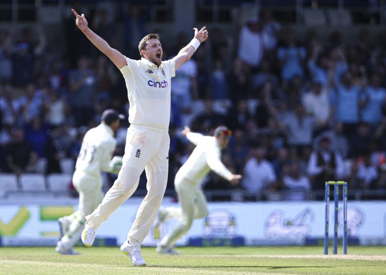 England v India – cinch Third Test – Day Four – Emerald Headingley