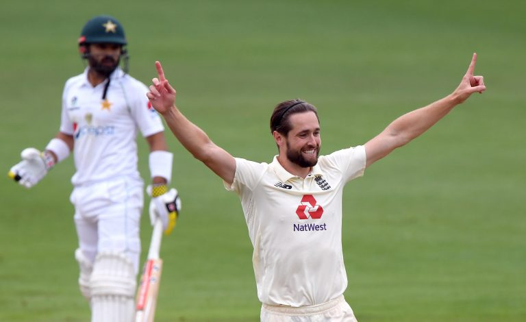 Chris Woakes could make his first Test appearance for a year.