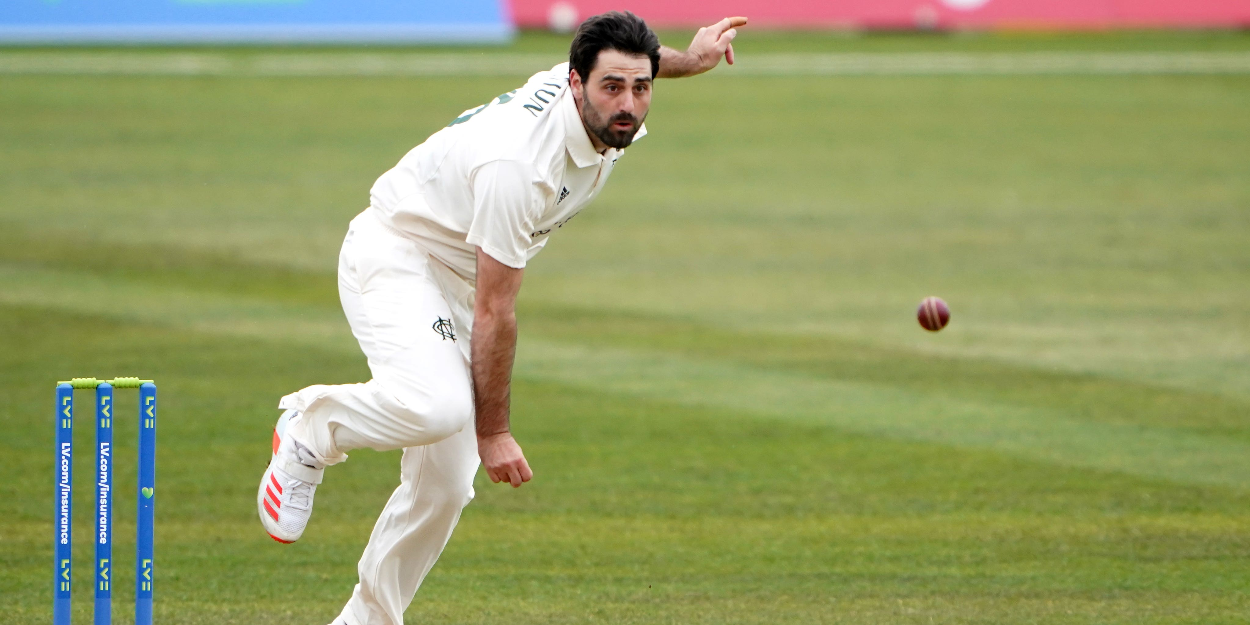 Nottinghamshire take control against Hampshire