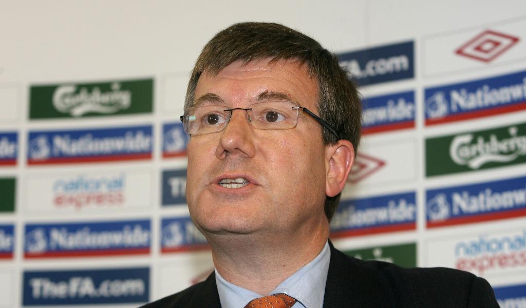 ECB Ian Watmore