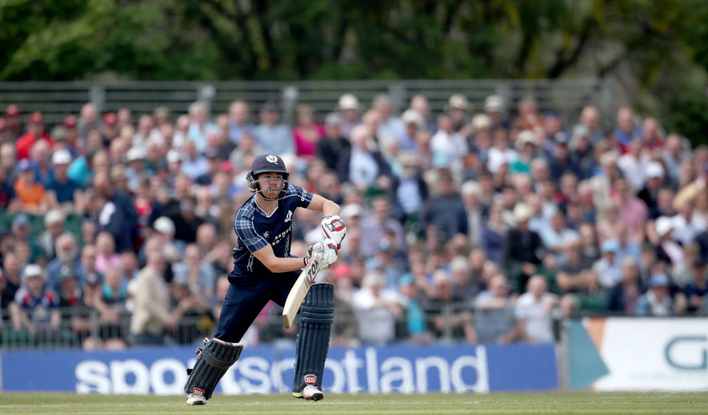 Scotland skipper Kyle Coetzer excited by strength of  T20 World Cup squad