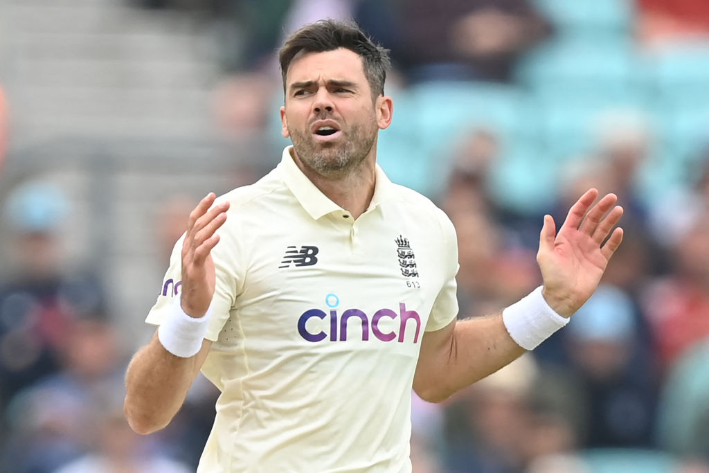 James Anderson warns Australia players not to cross the line with banter