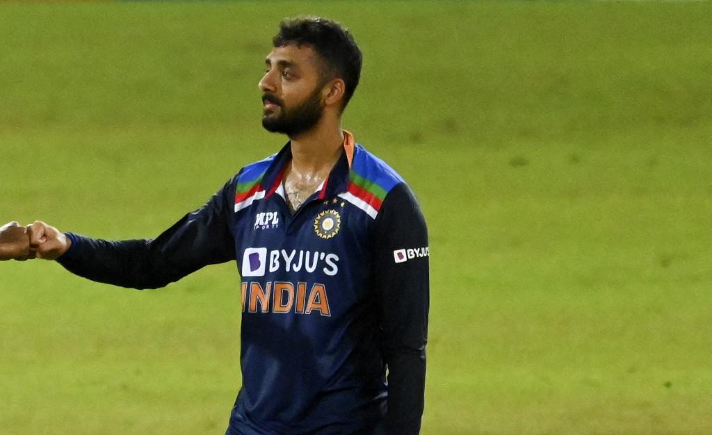 Varun Chakravarthy 'the main guy' in the India bowling attack