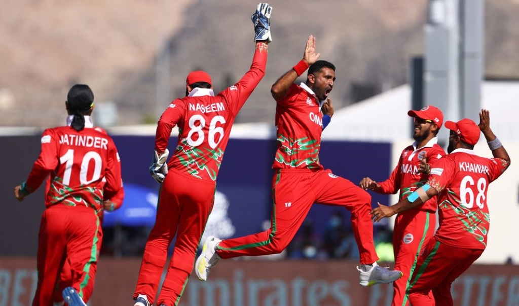 T20 World Cup result: Oman wallop PNG in opener