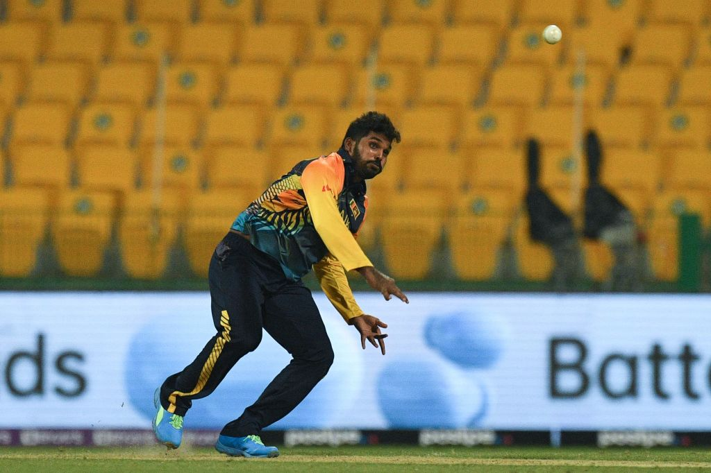 T20 World Cup result: Sri Lanka through to Super 12s after Ireland drubbing
