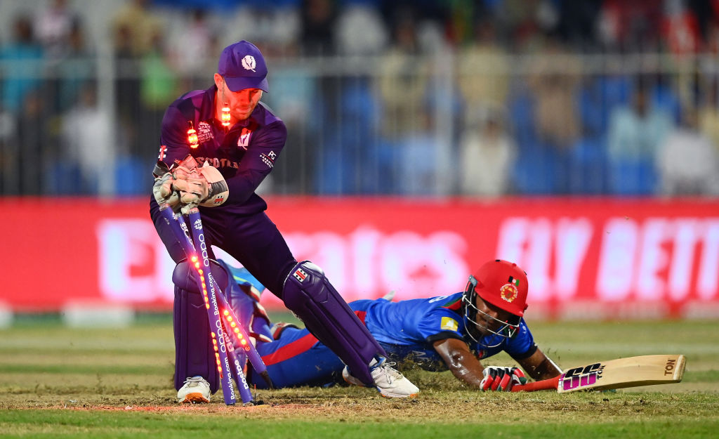 Matthew Cross: Scotland have put their heavy defeat to Afghanistan behind them