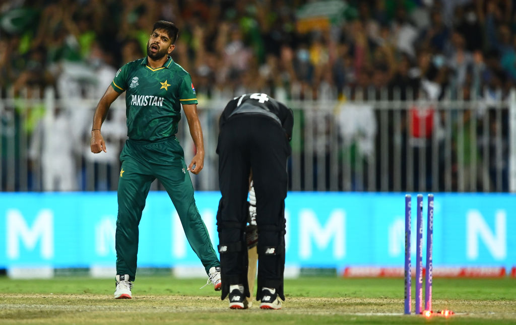 T20 World Cup result: Pakistan labour to second victory vanquishing Black Caps